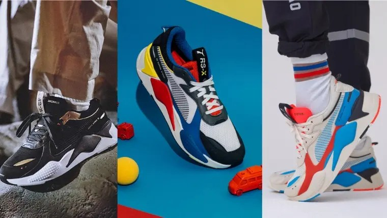 Sneaker Girl的*2019年*オススメ春スニーカー特集【Puma (プーマ)】大人気 RS シリーズ (RS-X Toys, RS-X Reinvention, RS-X Trophy)をまとめて紹介