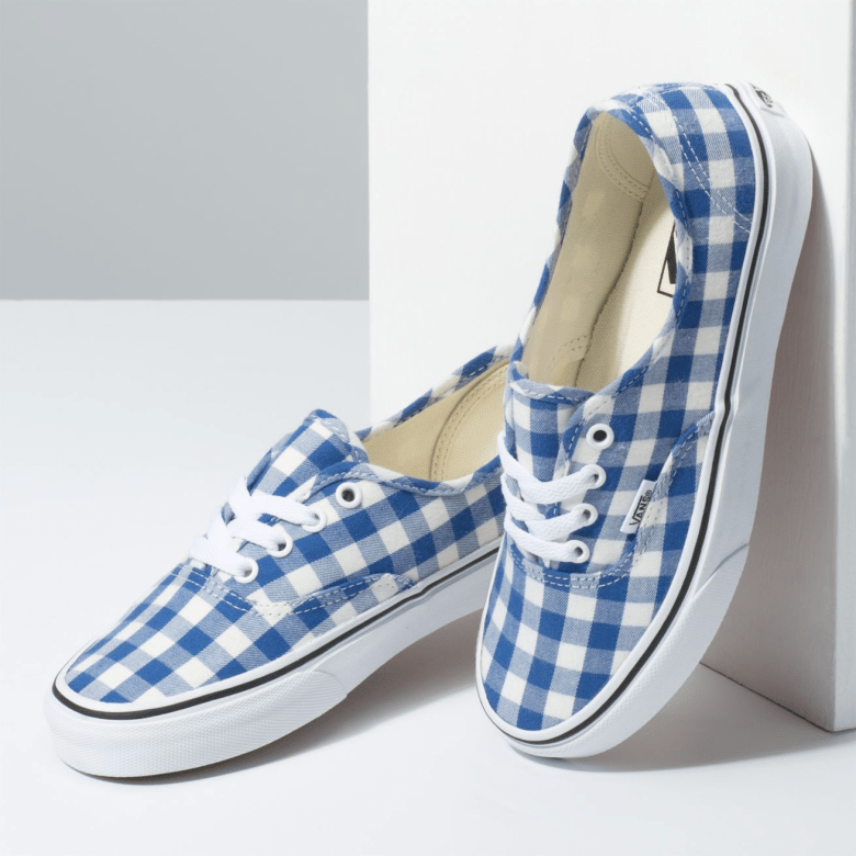 Vans GINGHAM AUTHENTIC-07