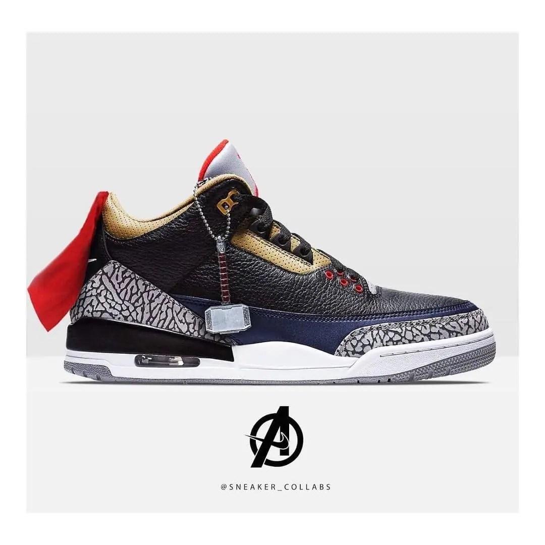 SneakerCollabs_Nike_Avengers_Endgame_Thor