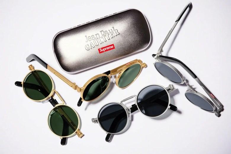 Supreme Week 7 Jean Paul Gaultier Sunglasses