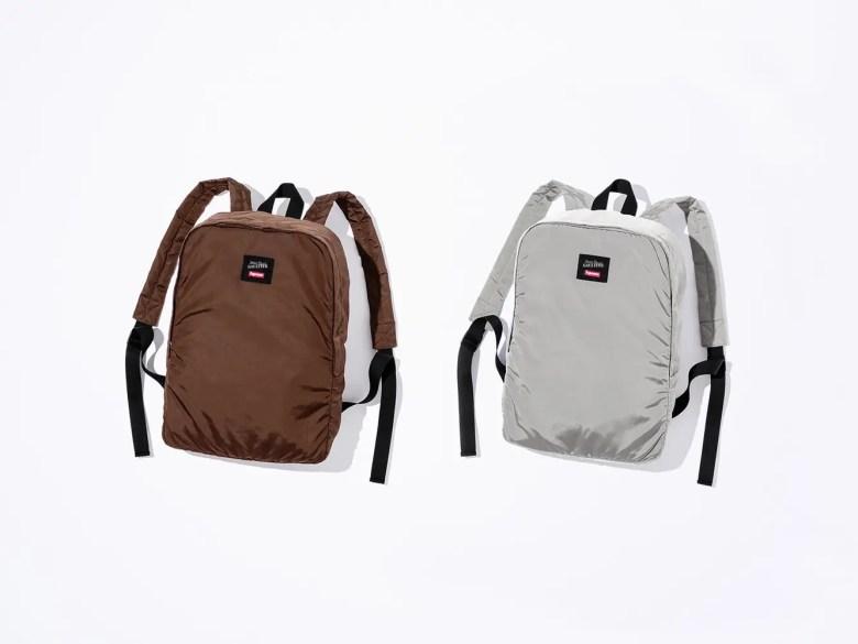 Supreme Week7 Jean Paul Gaultier Reversible Backpack MA-1-02