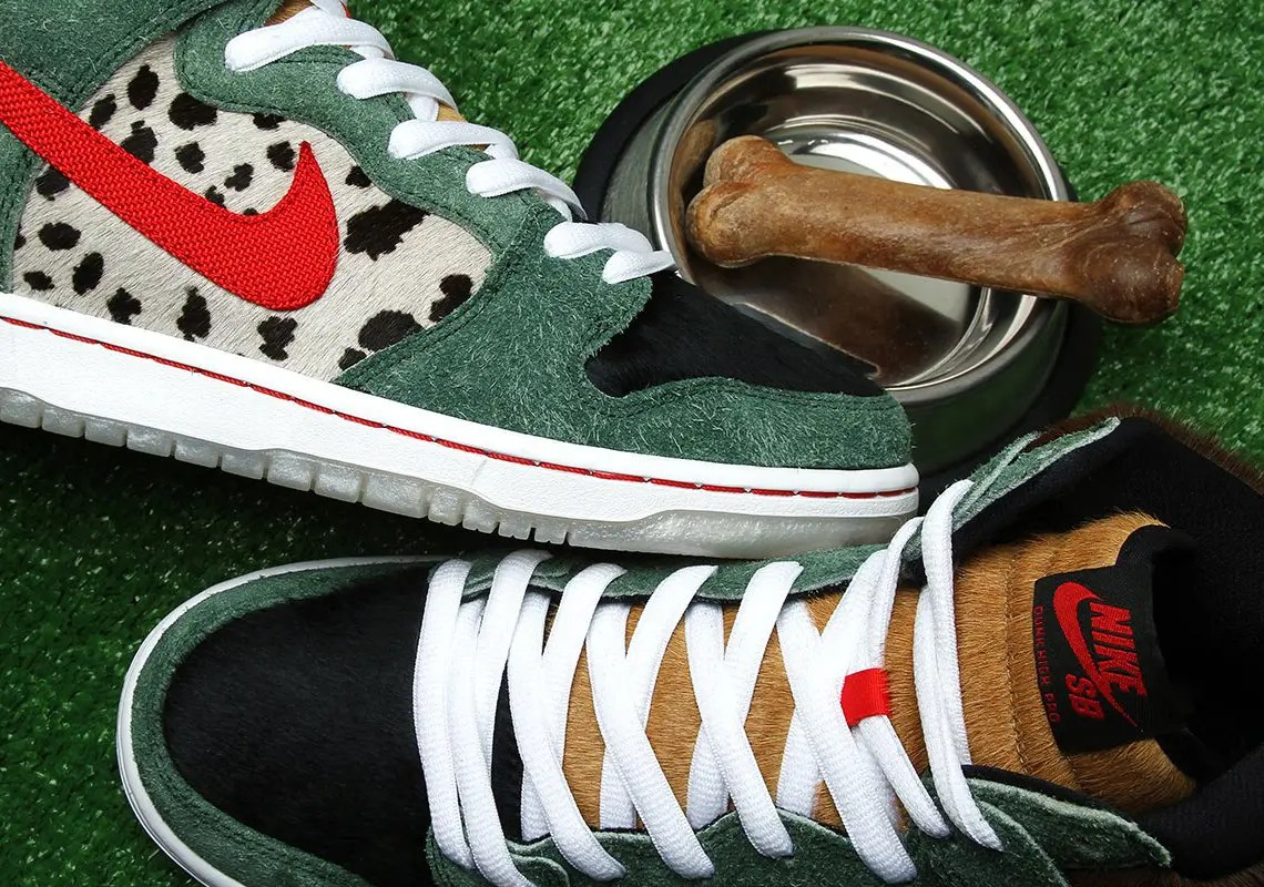 "Nike SB Dunk High ""Walk The Dog"""