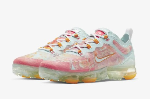NIKE W AIR VAPORMAX 2019 QS DYED GRAPHICS