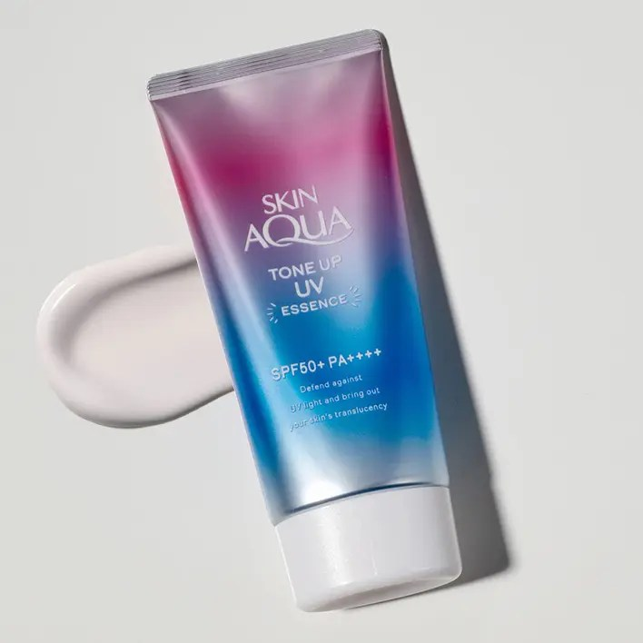 Skin Aquq Tone Up Suncream