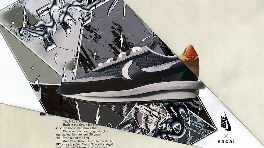 sacai-Nike-LDWaffle-Black-Release-Date