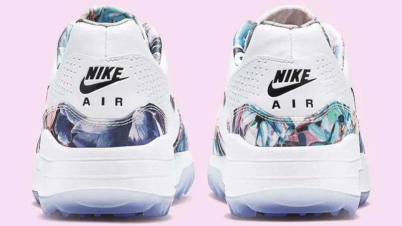 Nike-Air-Max-1-Golf-Floral-White-Womens-BV0658-100-back
