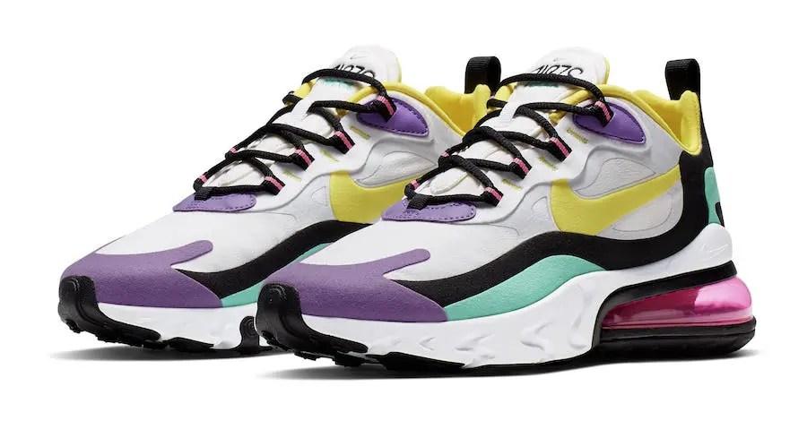 Nike-Air-Max-270-React-Purple-Release-Date-Price