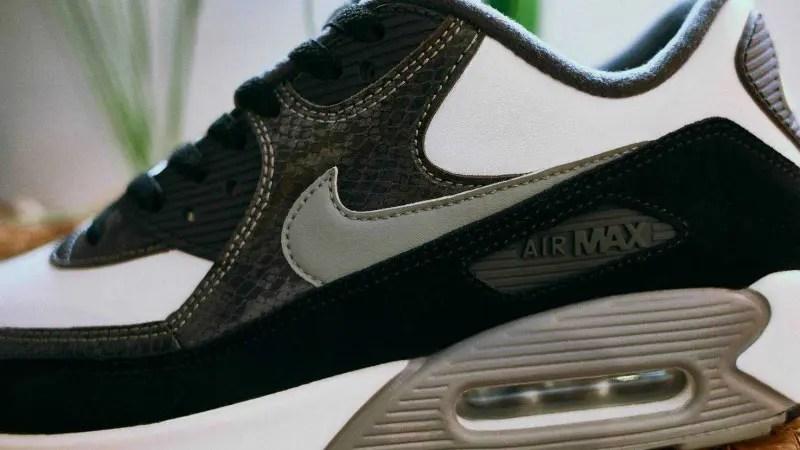 Nike Air Max 90 Snake Skin CD0916-100-2