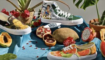Vans x Frida Kahlo Vault Collection from Vans.com