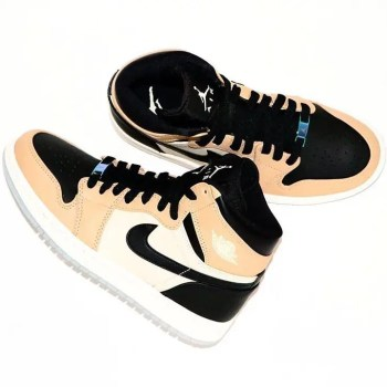 Air-Jordan-1-High-Premium-WMNS-Black-Fossil-Pale-Ivory-AH7389-003-02
