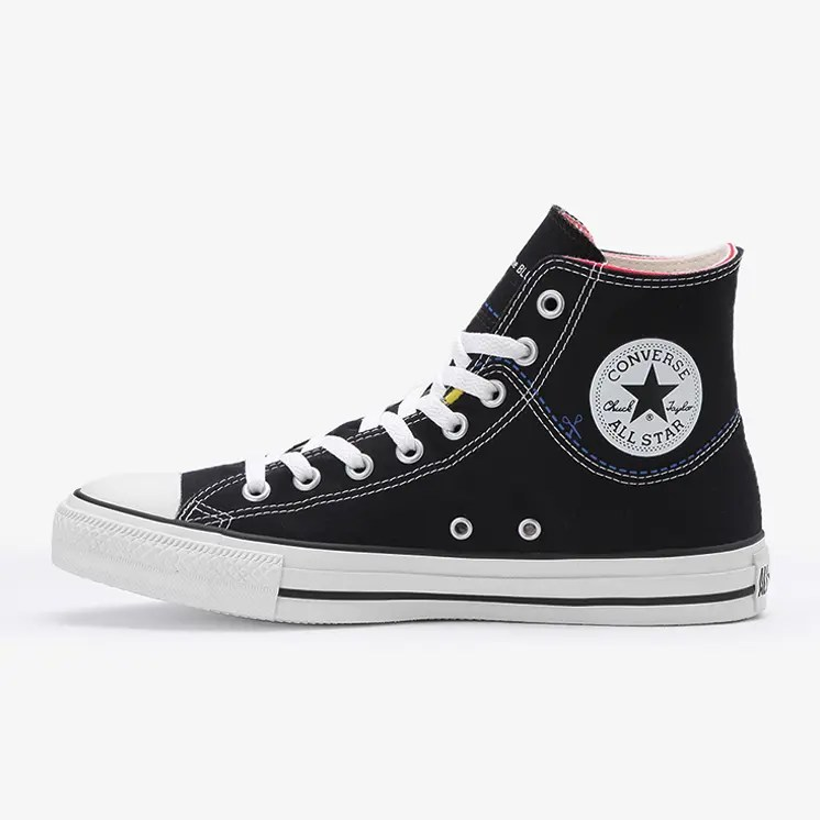 Converse Chuck Taylor ALL STAR Cutline HI_Black-2