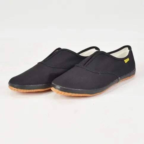 K1007W建さん作業靴Ⅱ_BLACK