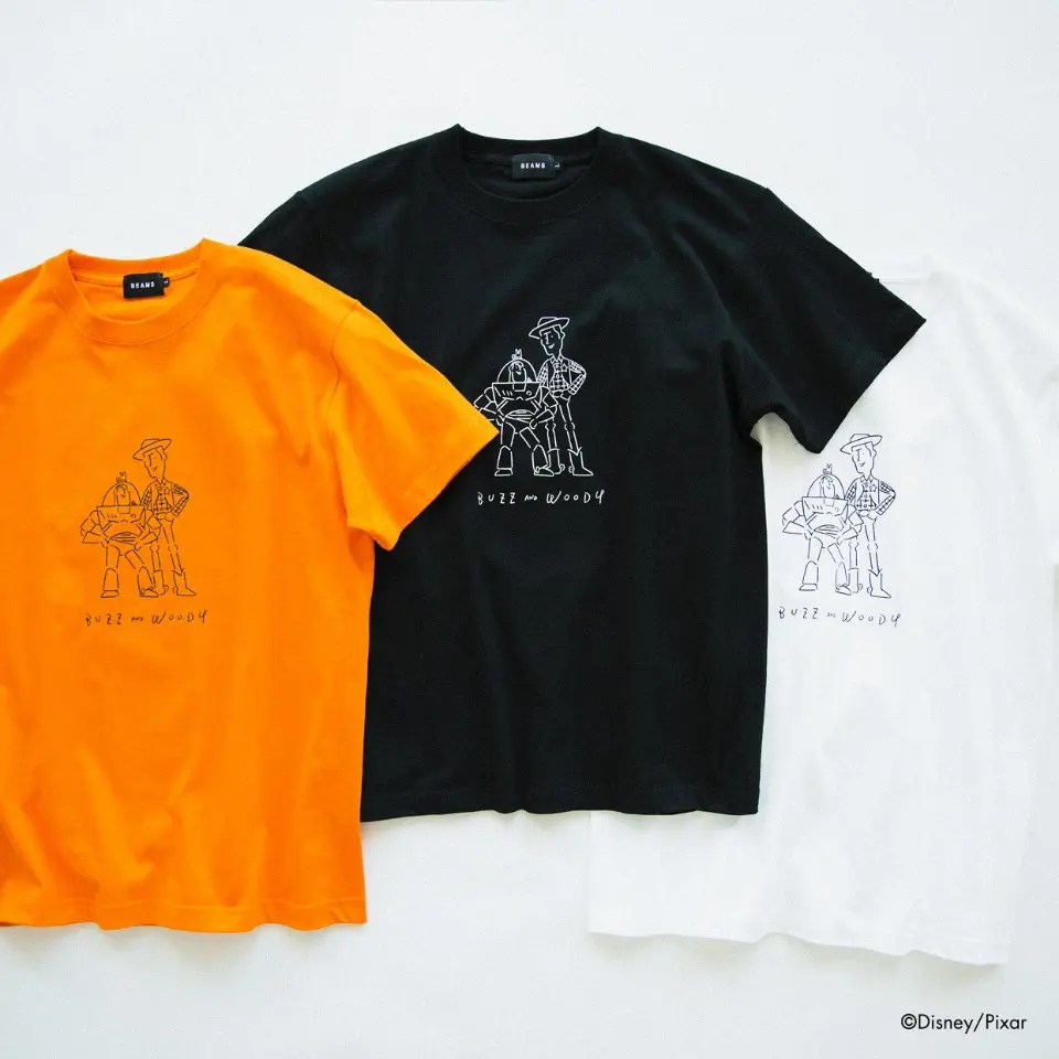 Pixer_Beams Collection-Tshirt