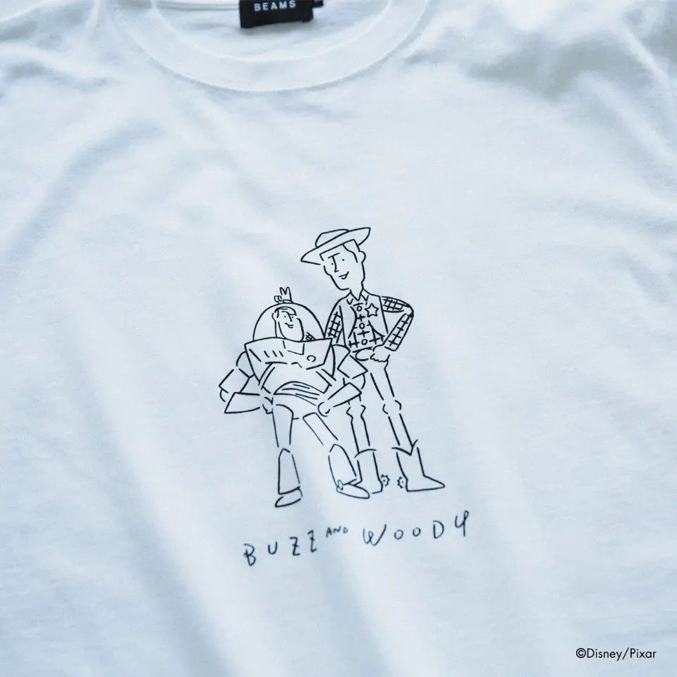 Pixer_Beams_Collection_Tshirt_toystory_woody_buzz