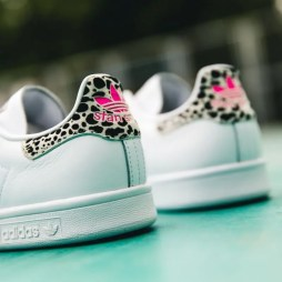 adidas originals stan smith animal print EG2668-02