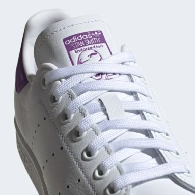 adidas originals stan smith purple EE5864-01