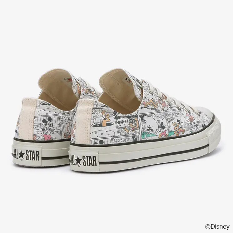 CONVERSE DISNEY ALL STAR MICKEY MOUSE LOCALIZE OX-06