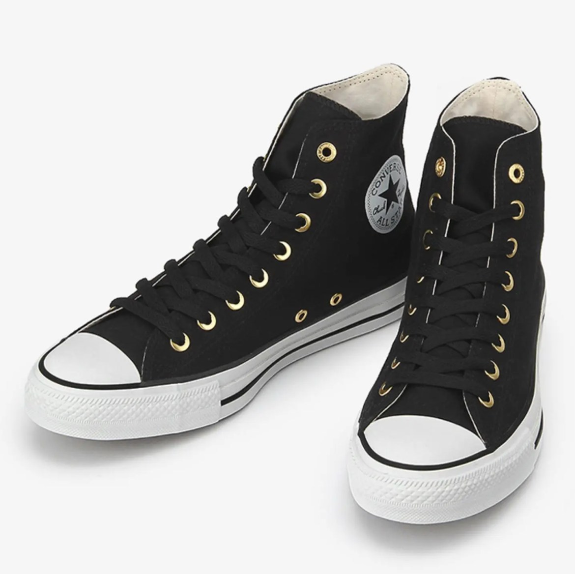 Converse ALL STAR WEARABLE STICKER HI BLACK-02