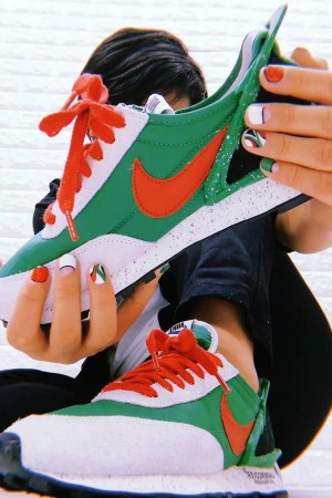 Sneakers and Nails by Sneaker-Girl.com