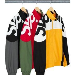 Supreme Shoulder Logo Track Jacket 2019AW Week 1