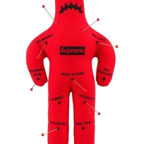 Supreme Voodoo Doll 2019AW Week 1