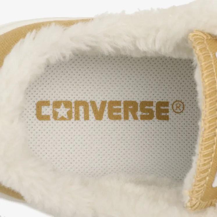 コンバース オールスター ライト ボアスリップ OX (Converse ALL STAR LIGHT BOASLIP OX)