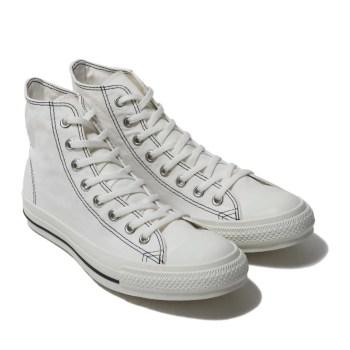Converse All Star Stitching Hi White 19HO-I-01