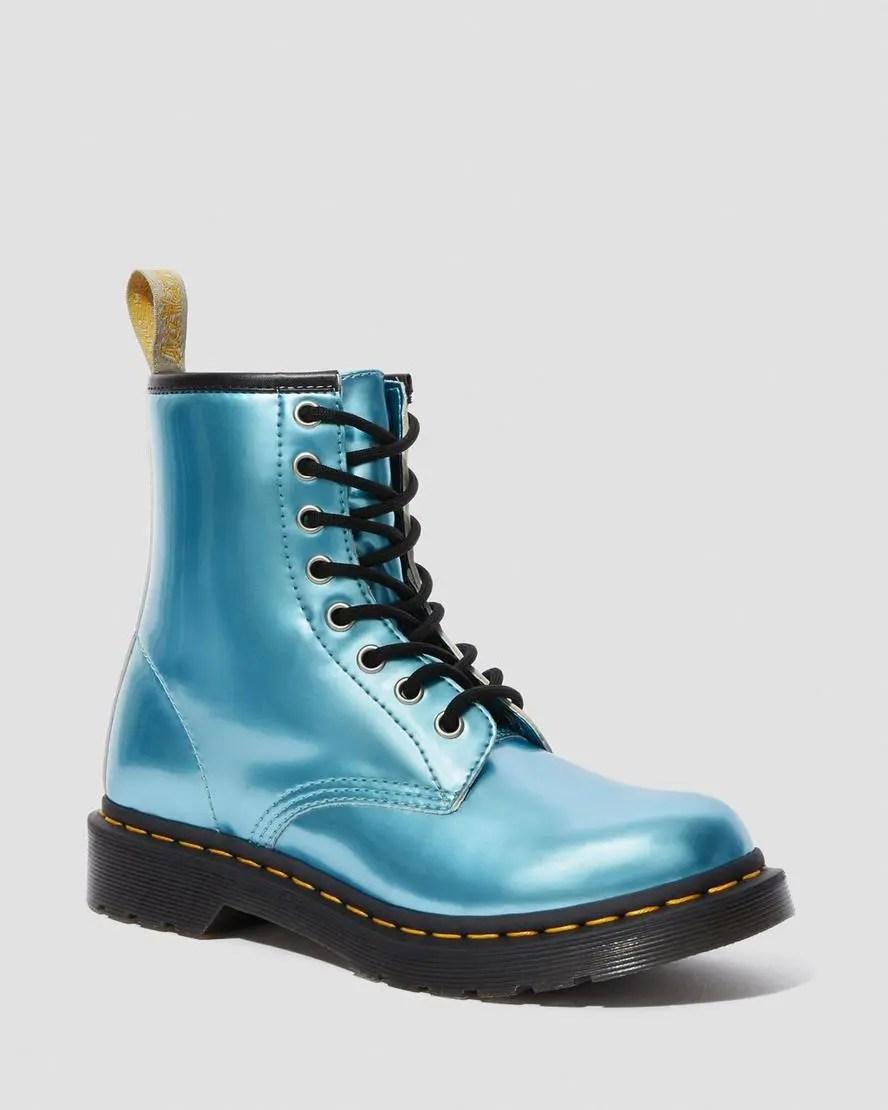 Dr. Martens Vegan 1460 Goldmix Blue Pony Goldmix 25279400 ドクター マーチン ヴィーガン 1460 ゴールドミックス