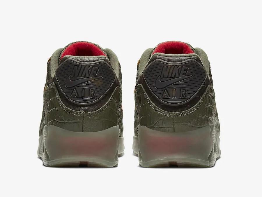 """Nike Air Max 90 """"CROC CAMO"""" (ナイキ エア マックス 90 """"クロック カモ"""")"""