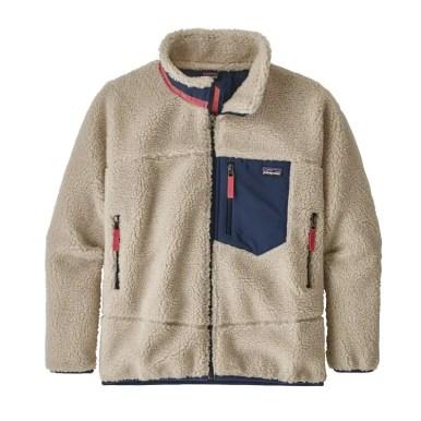 パタゴニア キッズ レトロ X フリース ジャケット 2019年 新作 (Patagonia Kids' Retro-X® Fleece Jacket)