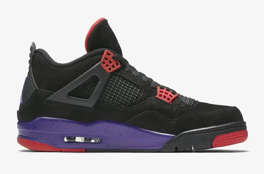 """Nike Air Jordan 4 """"Raptors"""" (ナイキ エア ジョーダン 4 """"ラプターズ"""")"""