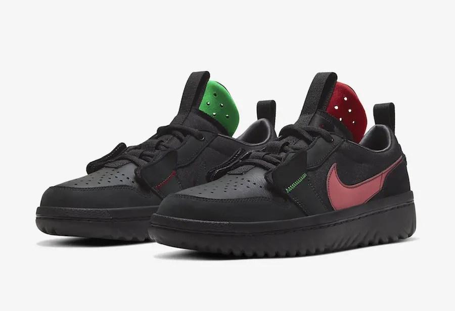 "Ghetto Gastro x Nike Air Jordan 1 Low ""Fearless"" (ゲット― ガストロ × ナイキ エア ジョーダン 1 ロー ""フィアレス"")"