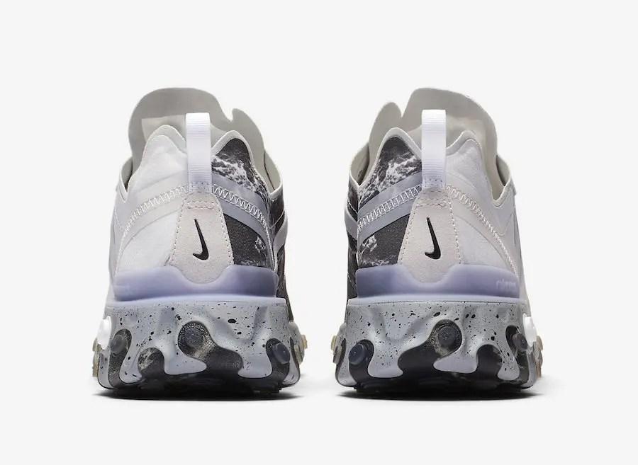 Kendrick Lamar x Nike React Element 55 (ケンドリック ラマー × ナイキ リアクト エレメント 55)