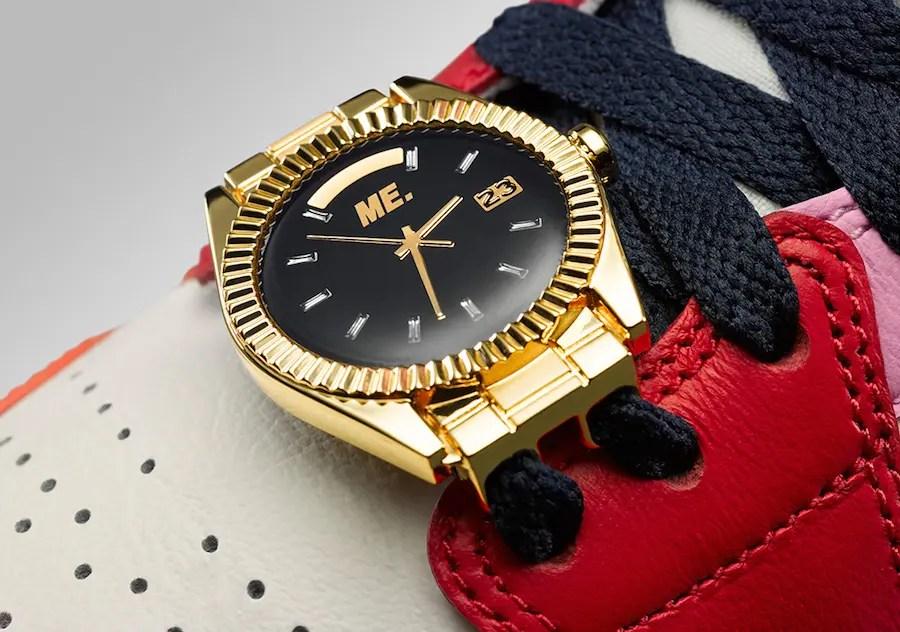 """MELODY EHSANI x Nike Air Jordan 1 Mid """"Fearless"""" (メロディー エサニ × ナイキ エア ジョーダン 1 ミッド """"フィアレス"""")"""