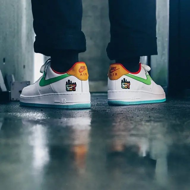 """Nike Air Force 1 '07 LE """"SBY"""" Collection (ナイキ エア フォース 1 '07 LE """"SBY"""" コレクション)"""