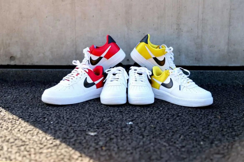 ナイキ エアフォース1 NBA パック (Nike Air Force 1 NBA Pack)