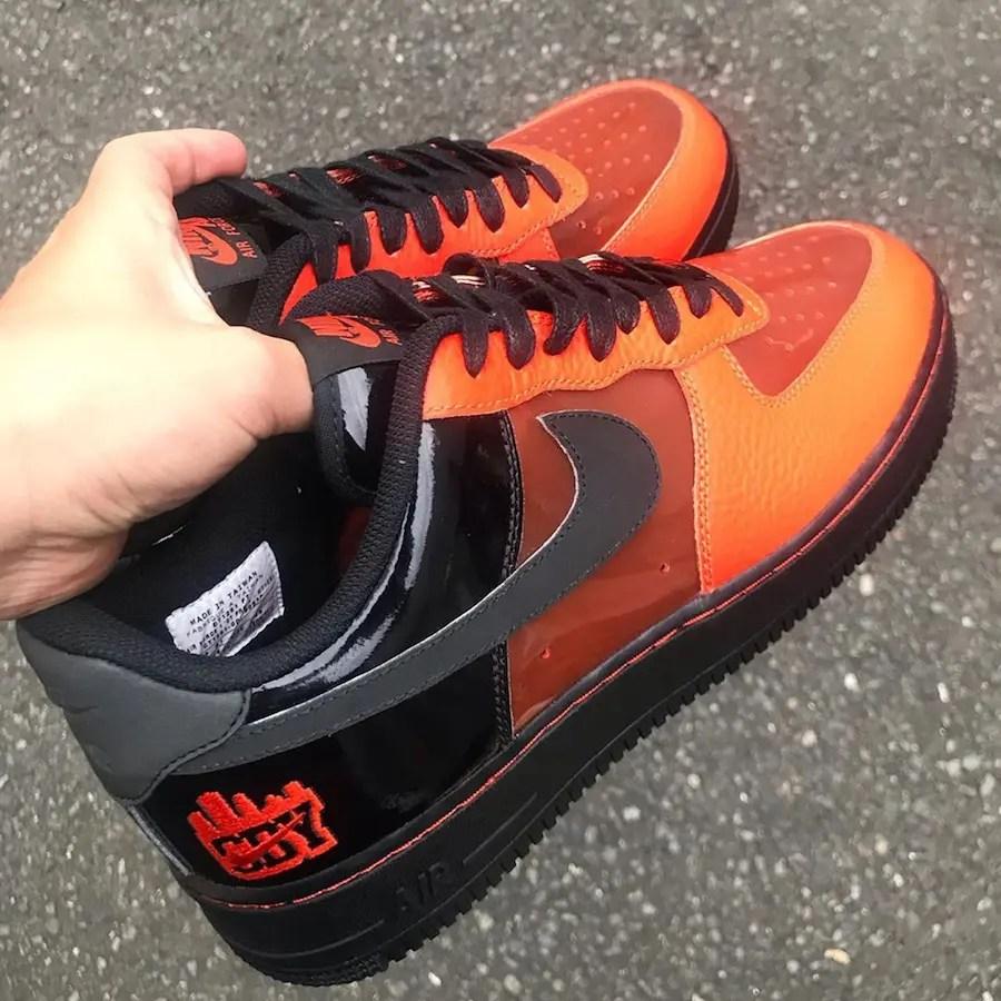 Nike Air Force 1 SHIBUYA Halloween (ナイキ エア フォース 1 シブヤ ハロウィン)