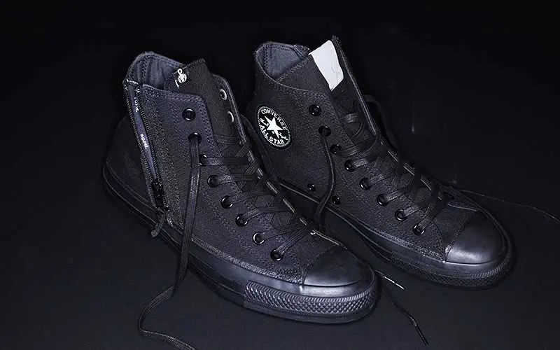 SOPH x Converse x N.Hollywood All Star 100 High Black-01