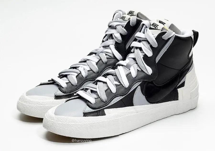 Sacai x Nike Blazer Mid (サカイ × ナイキ ブレーザー ミッド)