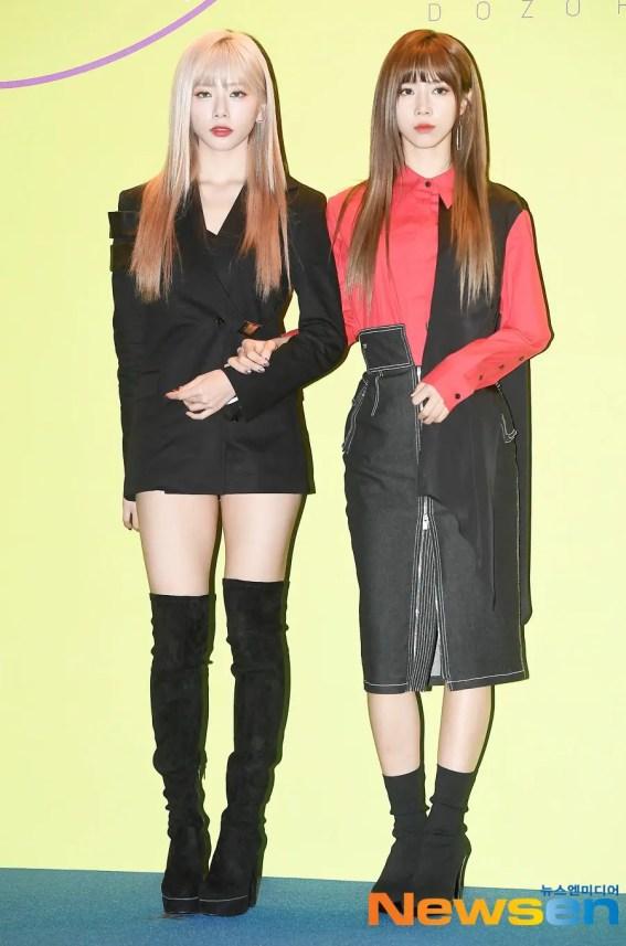 Seoul Fashion Week 2020 SS SFW ソウル ファッション ウィーク 2020年 春夏 最新 DREAMCATCHER ドリームキャッチャー Jiu ジウ Yoohyeon ユヒョン