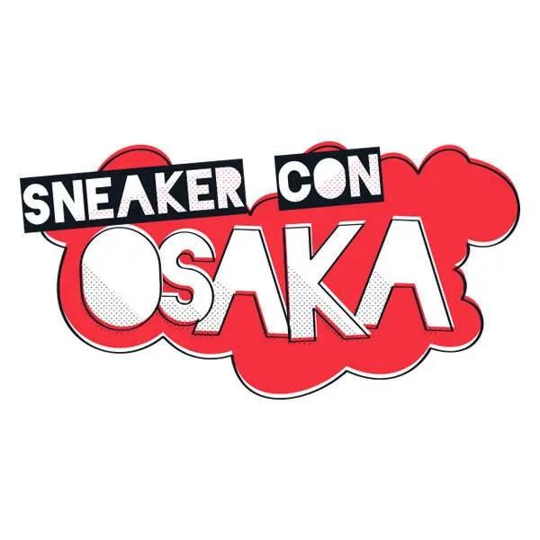 スニーカーコン大阪 (Sneaker Con JAPAN Osaka Logo)