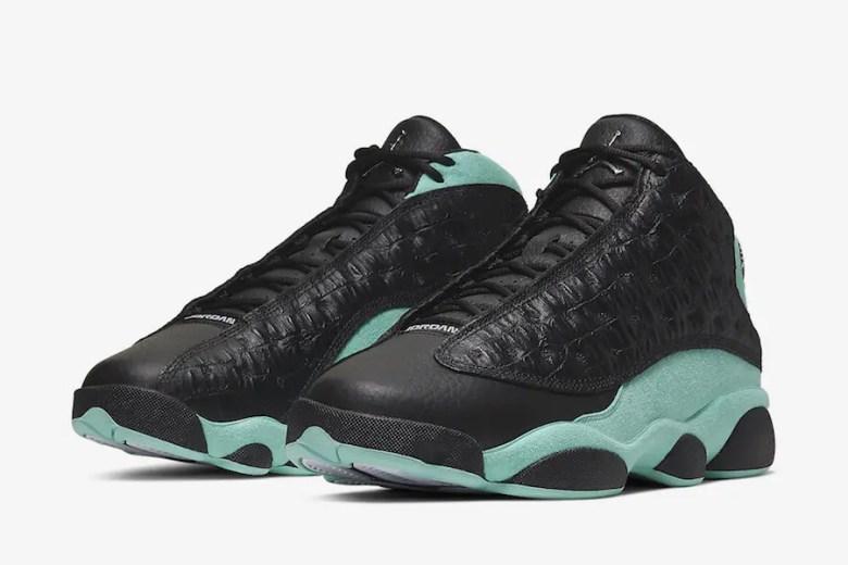 "Nike Air Jordan 13 ""Island Green"" (ナイキ エア ジョーダン 13 ""アイランド グリーン"")"