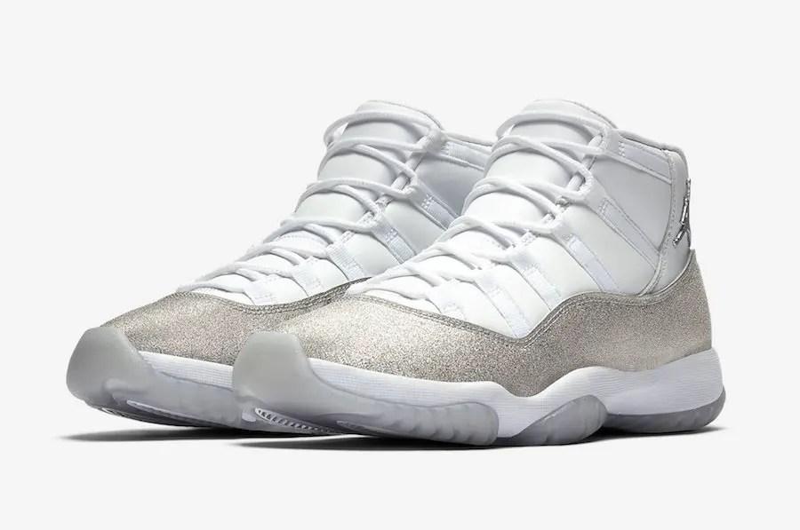 """Nike WMNS Air Jordan 11 """"Metallic Silver"""" ナイキ ウィメンズ エア ジョーダン 11 """"メタリック シルバー"""""""