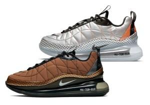 Nike Air Max 720-818 Metallic (ナイキ エア マックス 720-818 メタリック) BV5841-001, BV5841-800