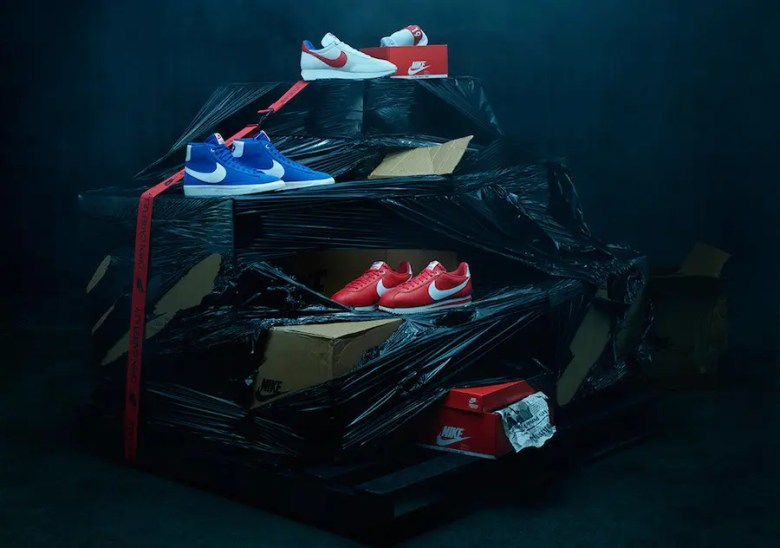 Stranger Things × Nike Collection ストレンジャーシングス × ナイキ コレクション