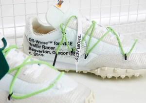 Off-White × Nike Waffle Racer SP (オフホワイト × ナイキ ワッフル レーサー SP)