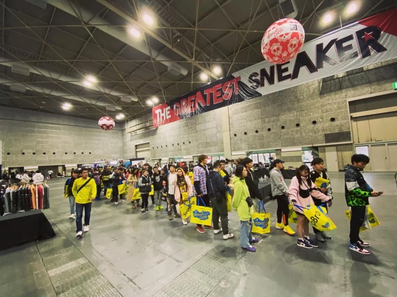 Sneaker Con Osaka Japan Official 2019 スニーカーコン 大阪 日本 2019年 限定 グッズ アイテム 会場 SupBro