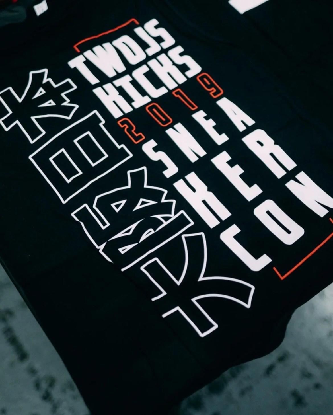 Sneaker Con Osaka Japan Official 2019 スニーカーコン 大阪 日本 2019年 限定 グッズ アイテム 会場 Tシャツ Urban Necessities アーバン ネセシティ 時計