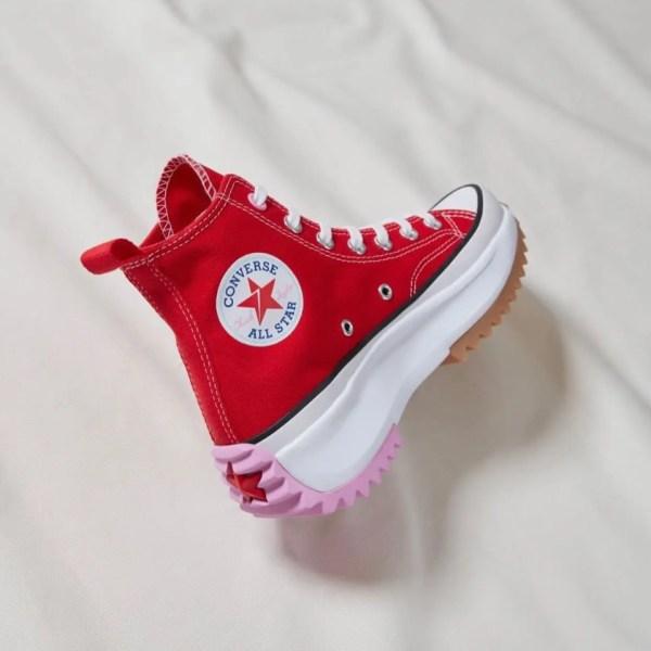 """【Converse】キュートな赤&青!人気のランスターハイクの新作 """"VLTG コレクション"""" *167107C, 167108C"""