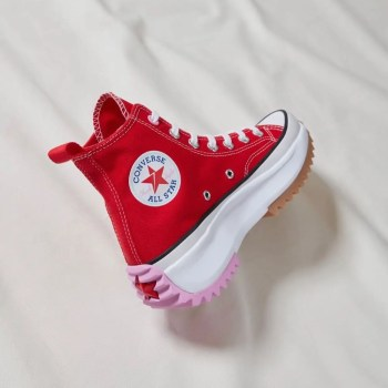 Converse Run Star Hike VLTG Collection pink red-09